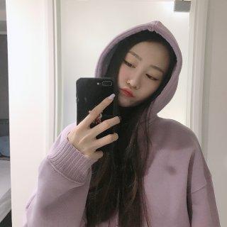Zara廓形卫衣千万别买💜温柔香芋紫...