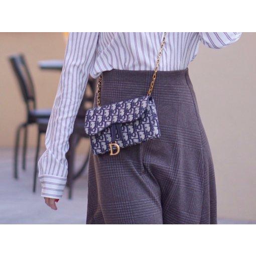 DIY|改造dior小腰包