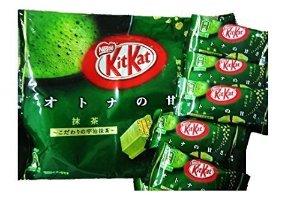 $10.99 Japanese Green Tea Kit Kat 2 Packs 24 Pieces Total