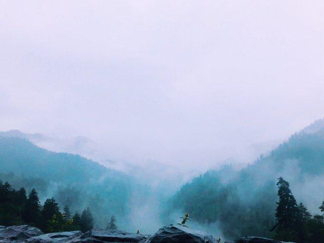 大烟山国家公园