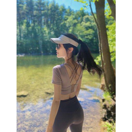 波士顿周边Hiking路线🏞 人手一套的仙女瑜伽服