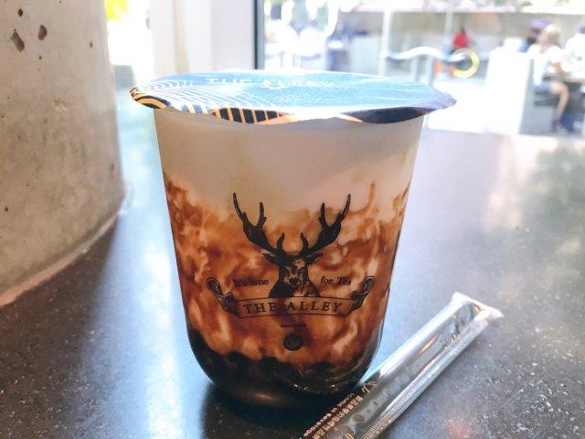 紐約打卡國內最火的奶茶店|鹿角巷