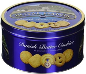 $6.96Royal Dansk Danish Butter Cookies 24 oz.