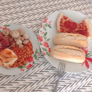 宅家就琢磨每天早上吃什么...