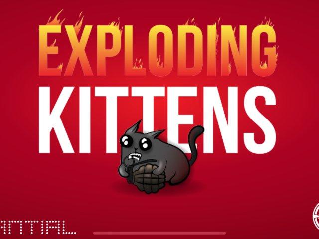 宅在家|Exploding Kit...