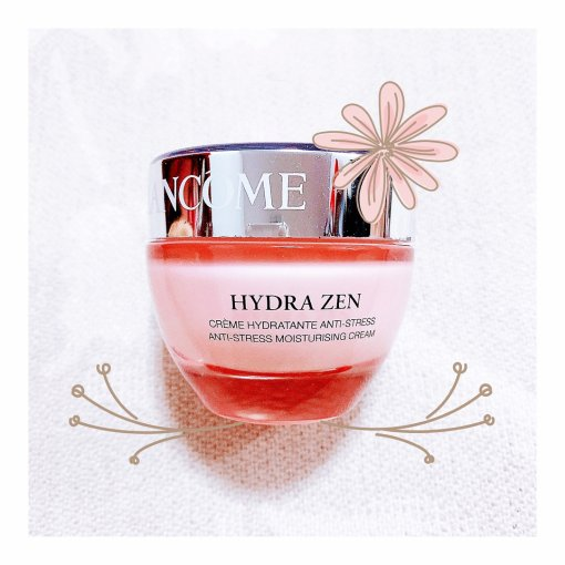 Lancôme Hydra Zen保湿面霜