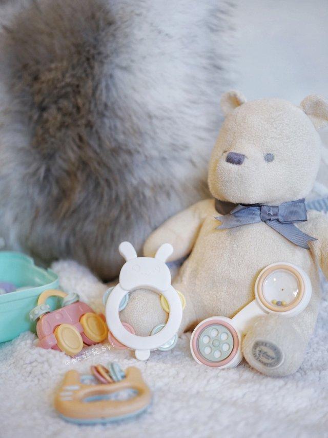 送禮自用兩相宜的嬰兒玩具