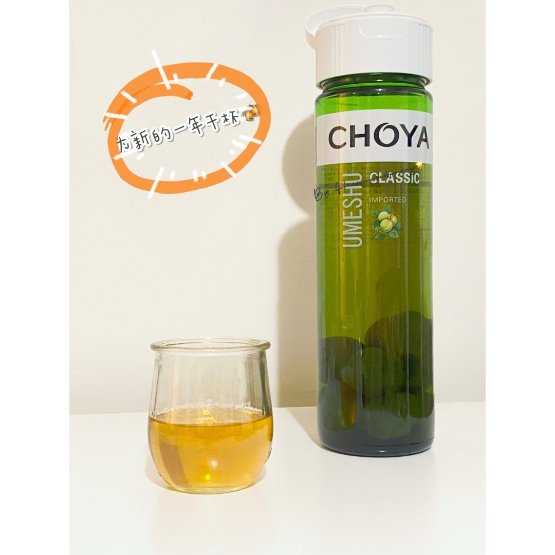抿一口小酒看春晚过年|Choya