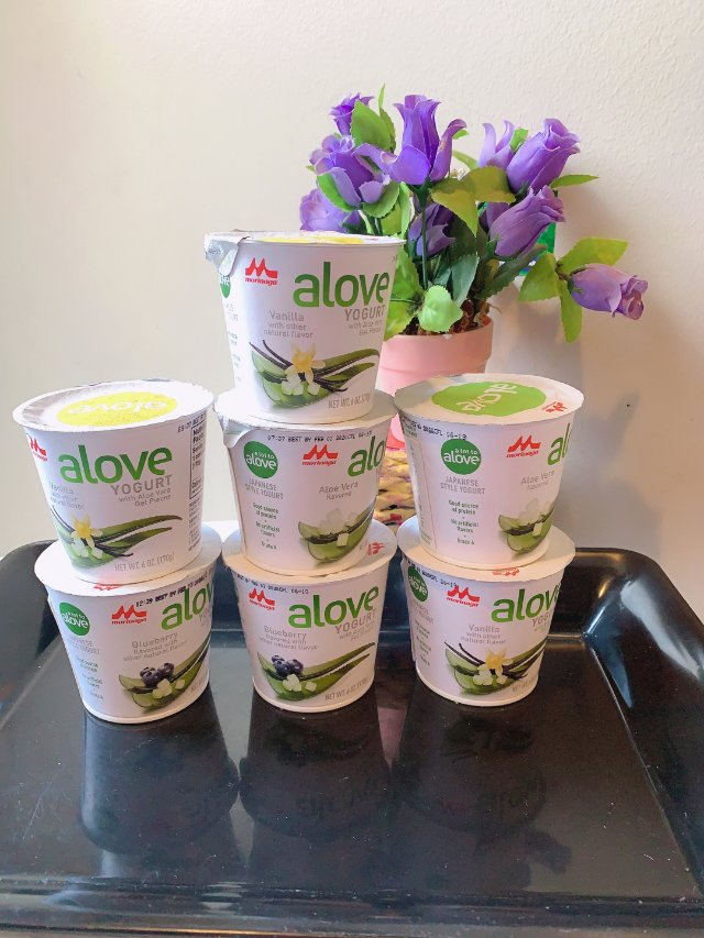 网红alove酸奶