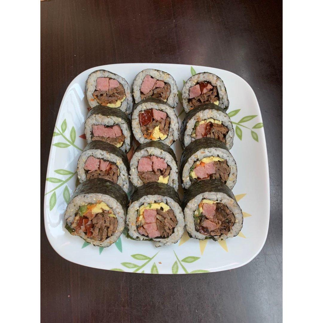 一起來擺攤3 多肉版壽司