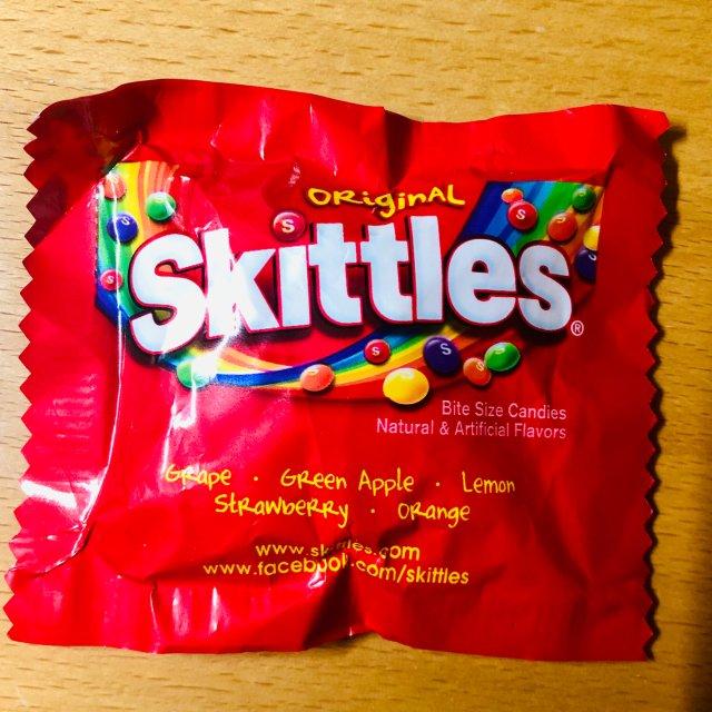 童年的味道Skittles