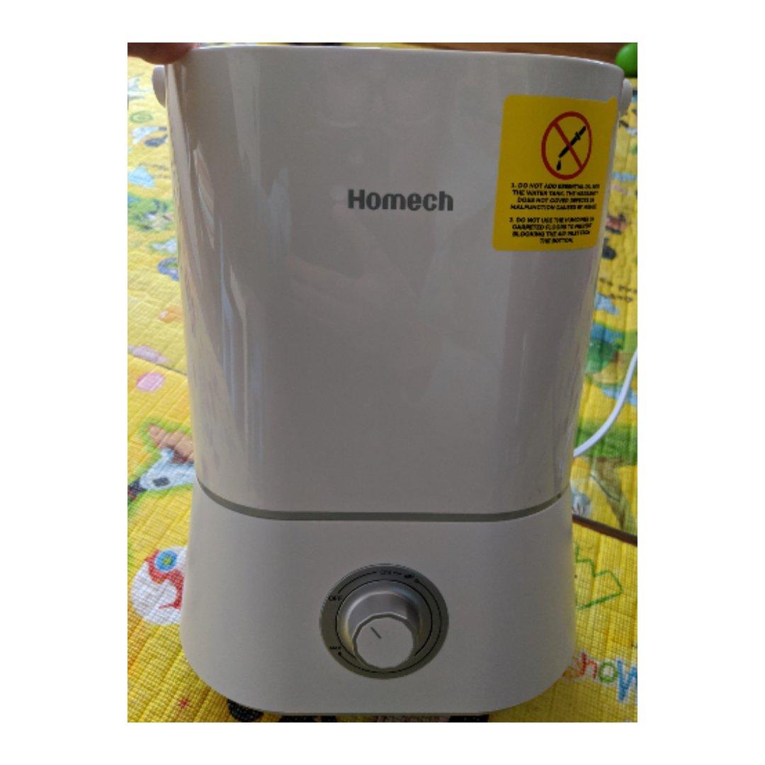 homech 4L加湿器