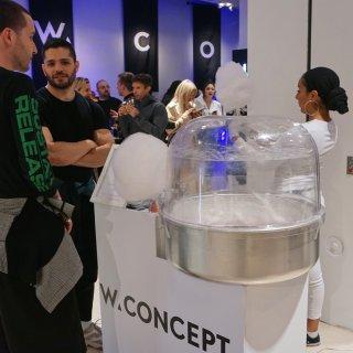 W Concept纽约pop up,好看...