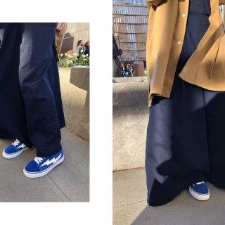 【潮流搭配】男装衬衫当外套,去逛纽约新地...