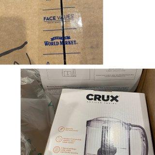微众测|厨房爱用物|CRUX FOOD Chopper
