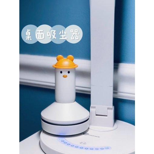学龄儿童必备神器🔆小小桌面吸尘器