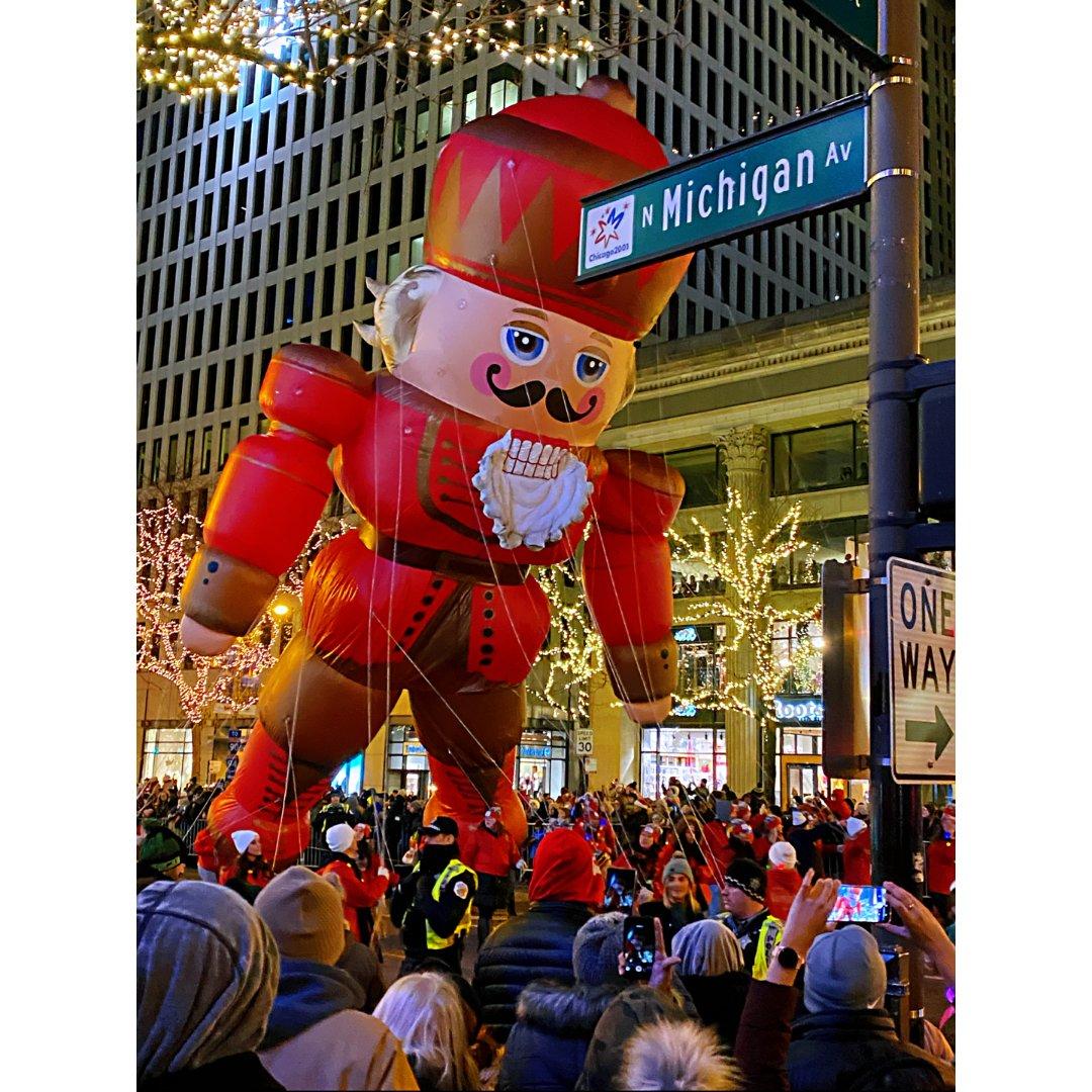 感恩节活动|芝加哥游行吐槽
