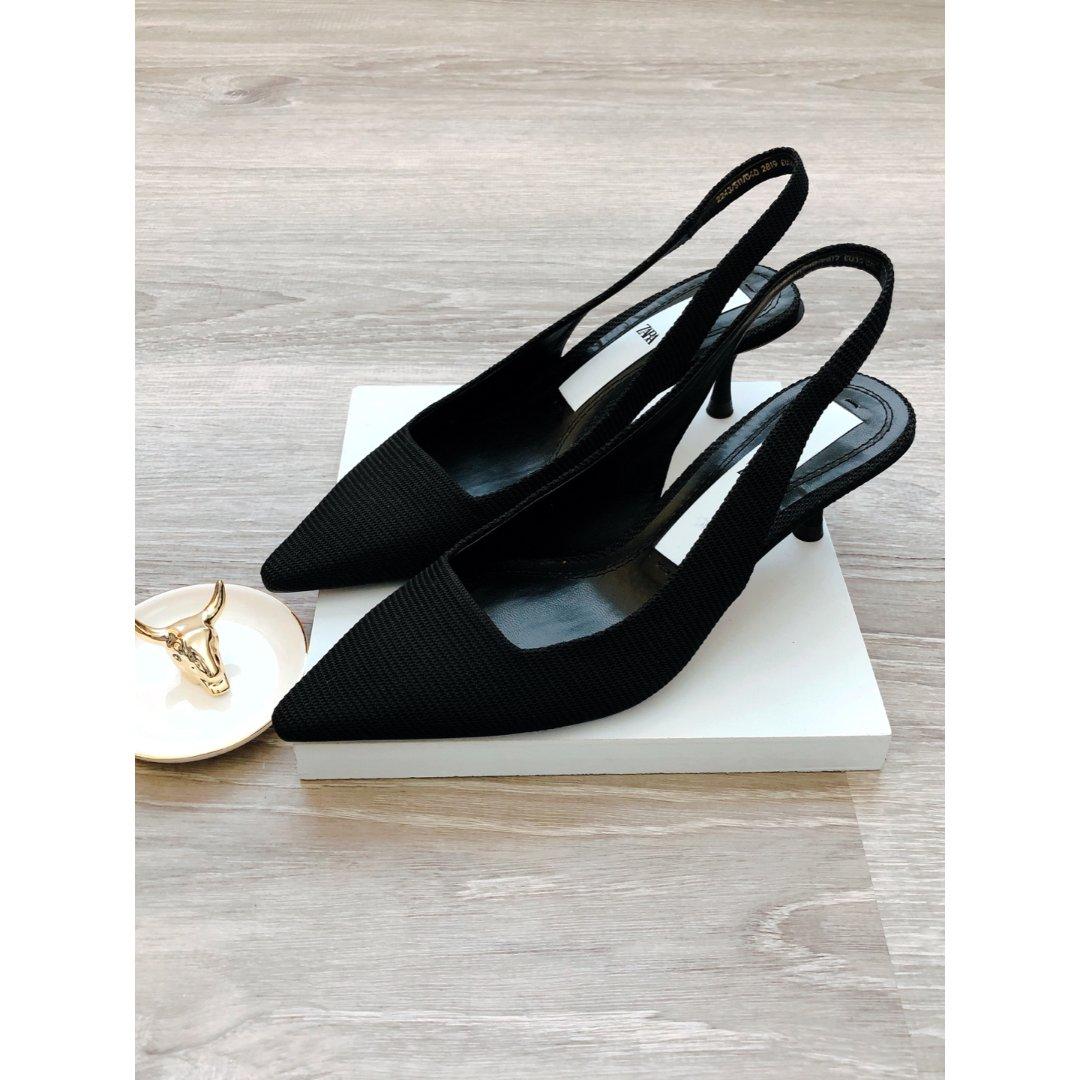 【下半年13】又是一双Zara的美鞋