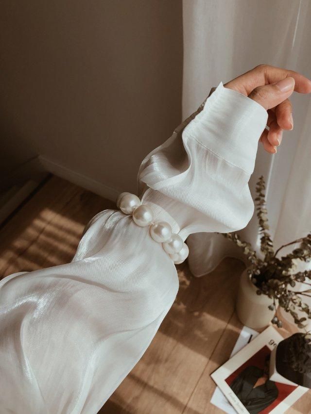 又张扬又小心机的珍珠手串