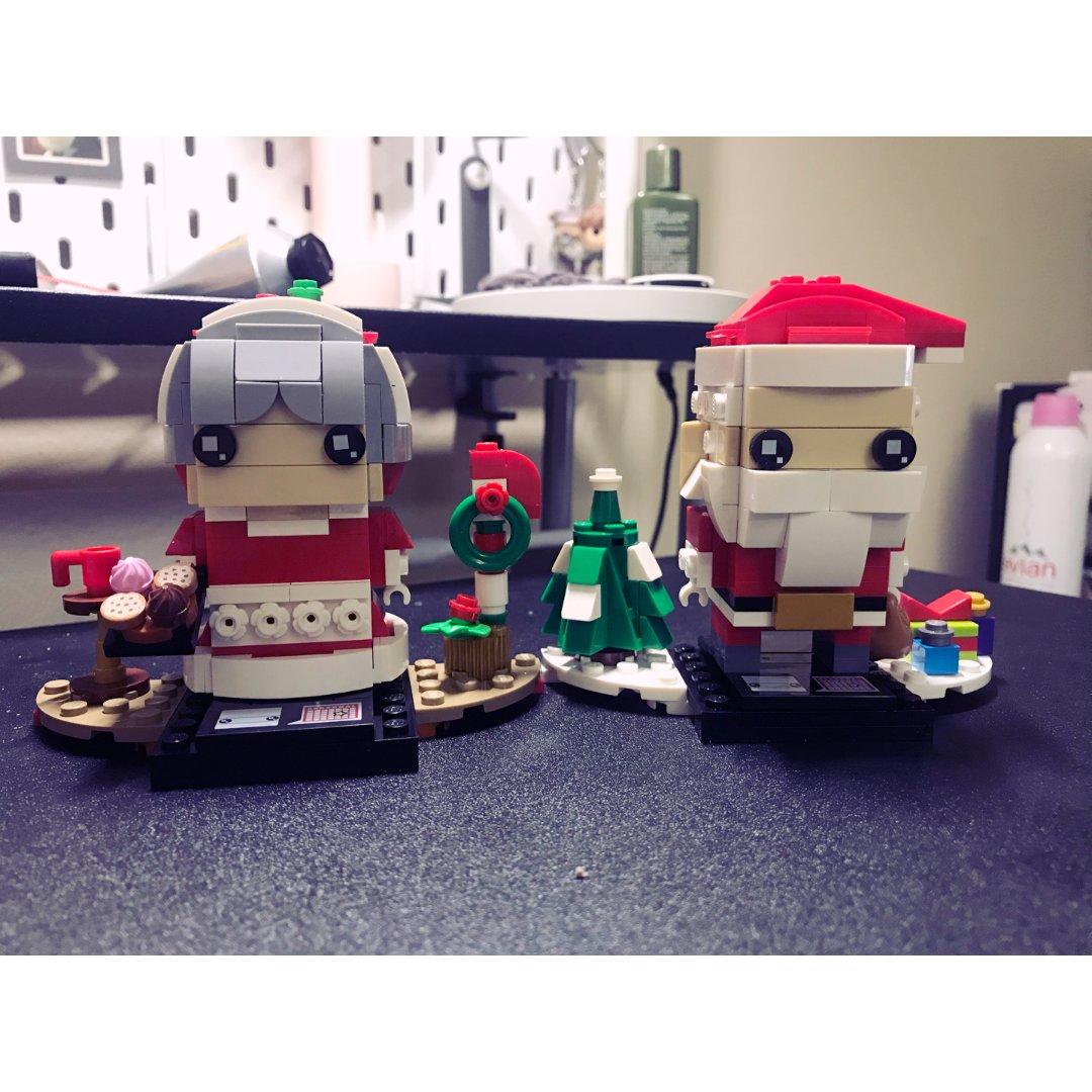 """圣诞""""双煞"""""""