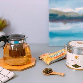 【微众测】BESTLEAFTEA茉莉龙珠/喝的不是茶是情怀