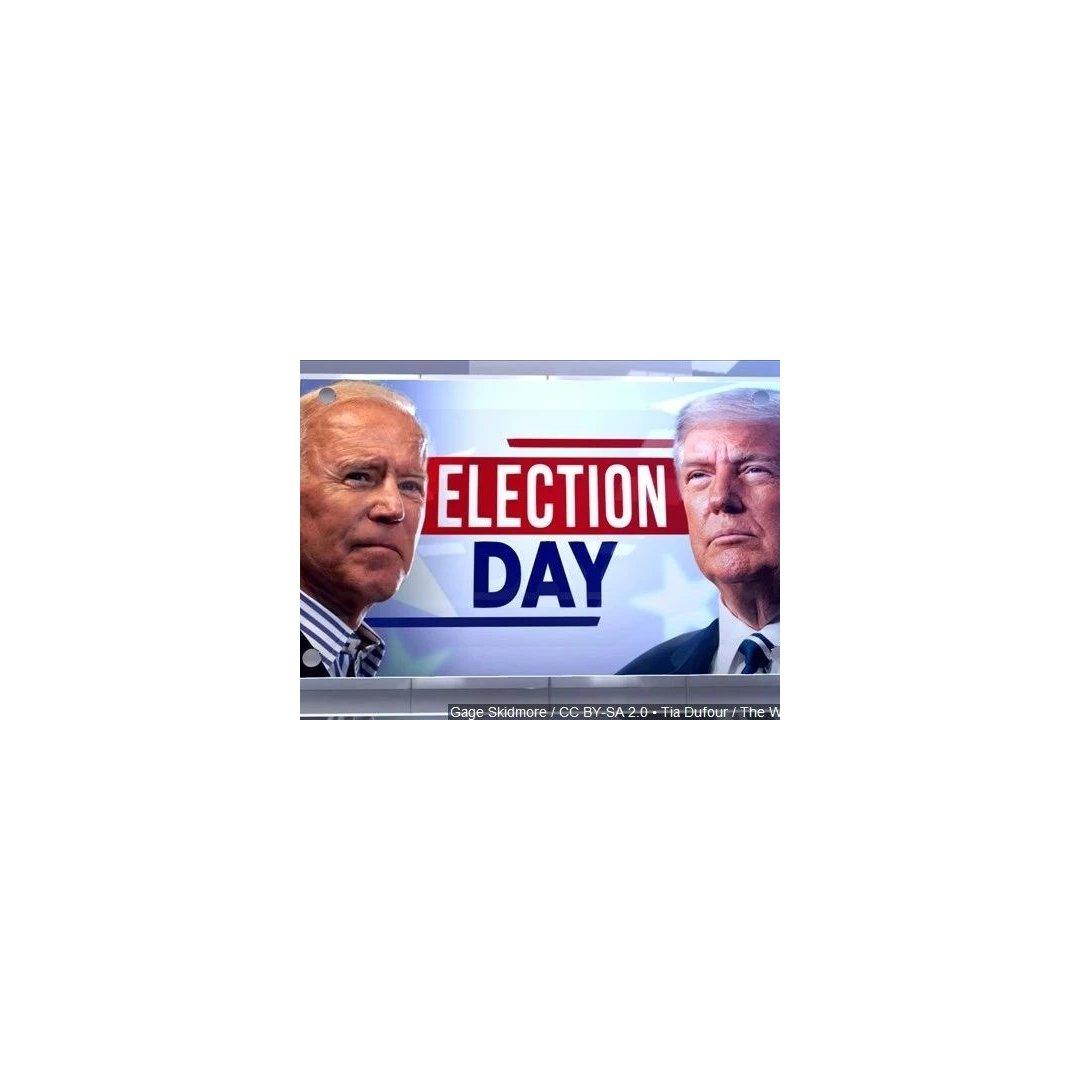 美国大选🇺🇸