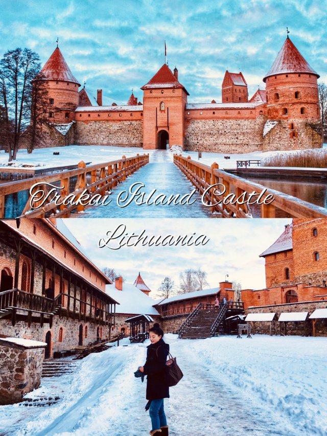 立陶宛|我的小众秘密城堡🏰