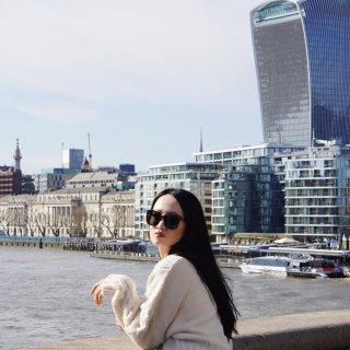 街拍 | 伦敦天气太好了...