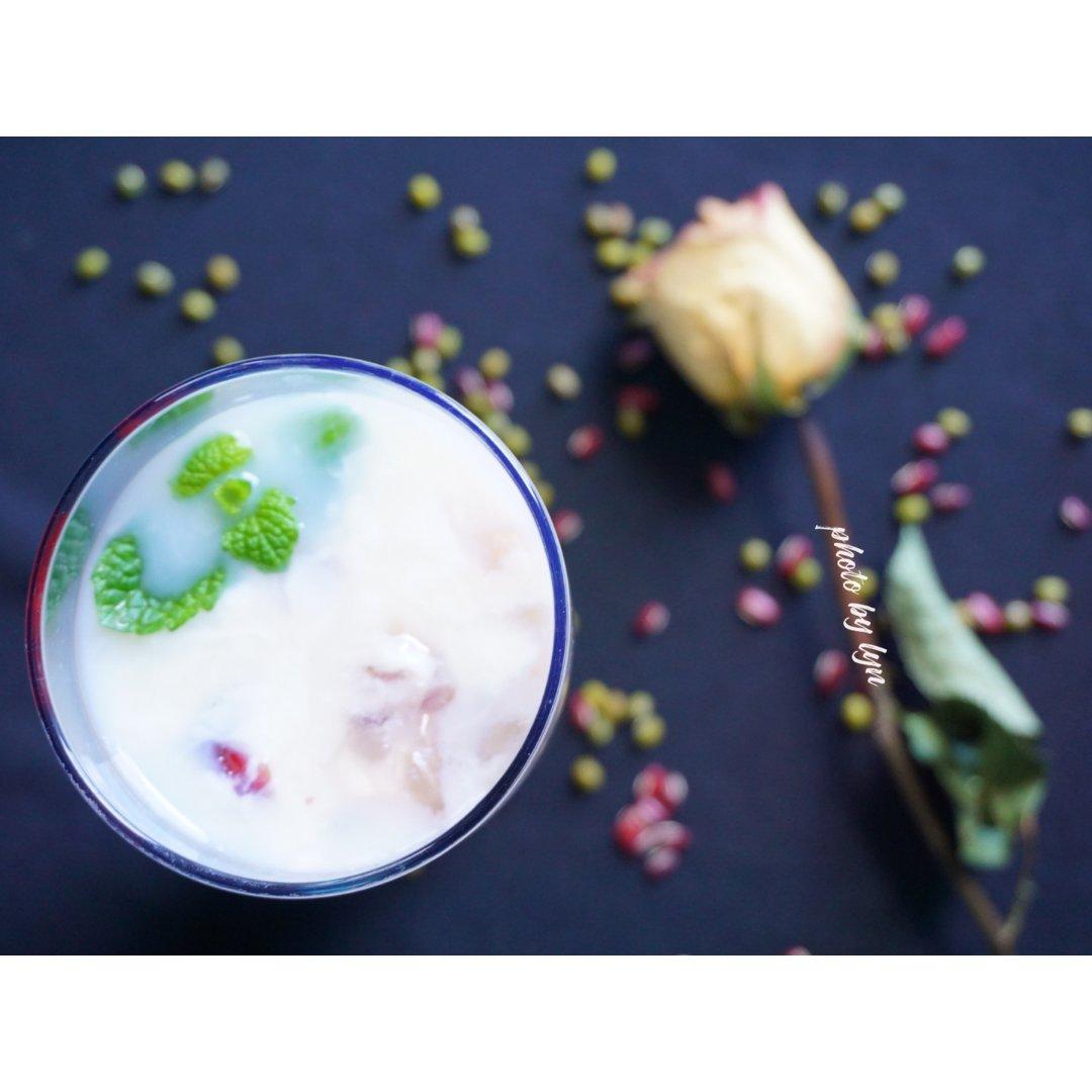 ❥香浓可口的豆浆冻😋