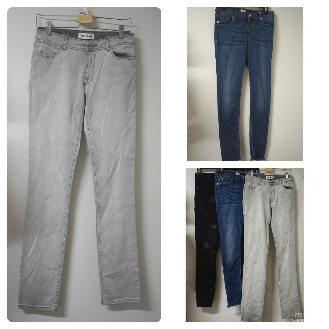 DL1961,Hudson Jeans,DL1961,Current/Elliott 卡伦特-艾略特