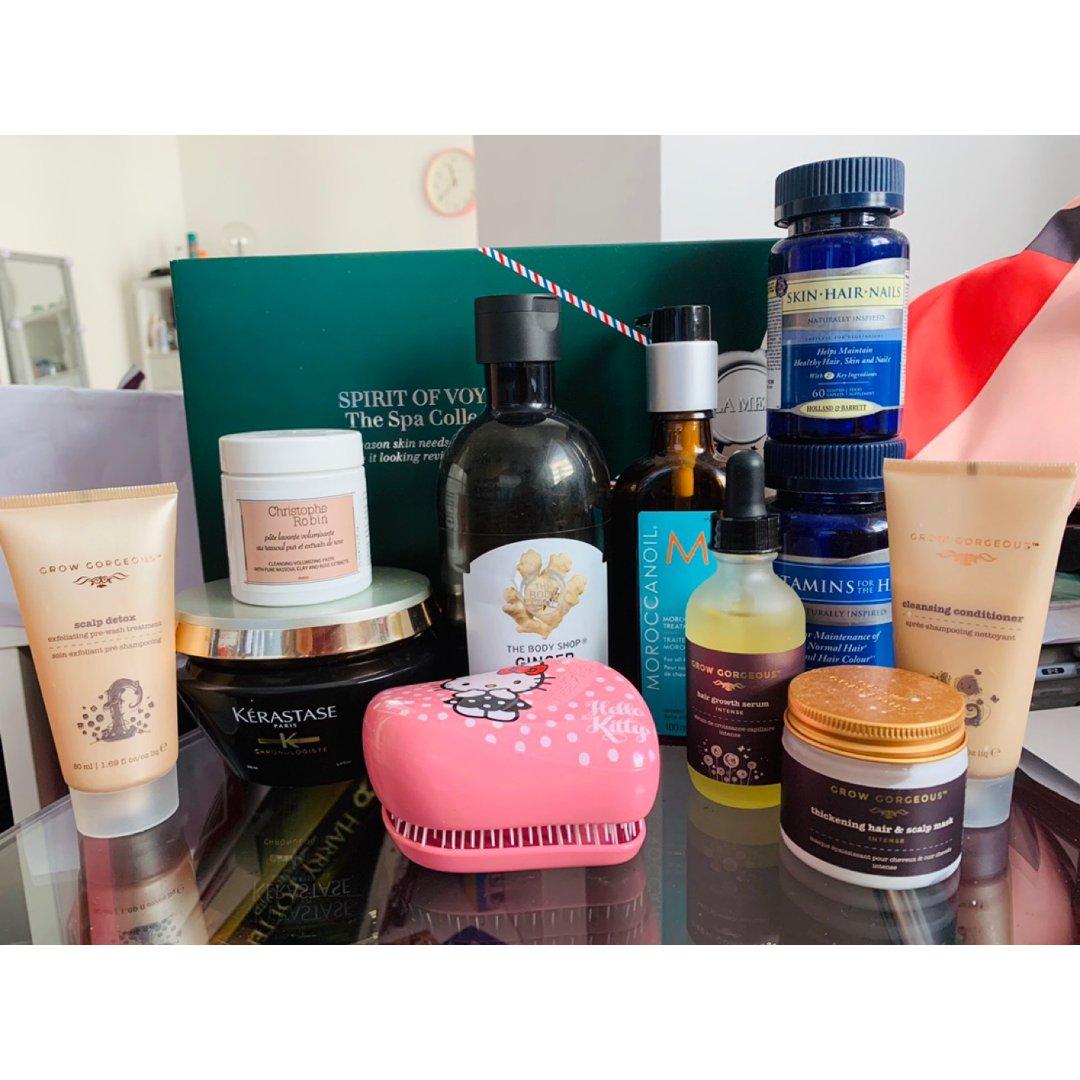 美妆大赏:F.秀发及身体护理...
