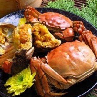 家乡特产|舌尖上的中秋,大闸蟹和鸡头米😋...