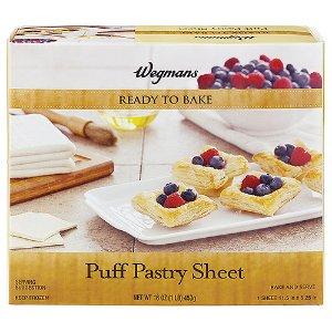 Puff Pastry Sheet - Wegmans