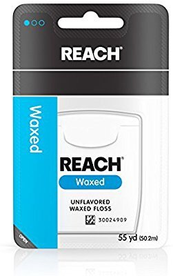 Reach 无香味牙线 55米 x 6盒