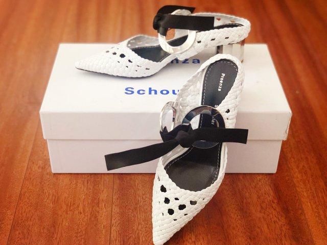 PS | 夏天就缺一双矮跟气质小白鞋🎀