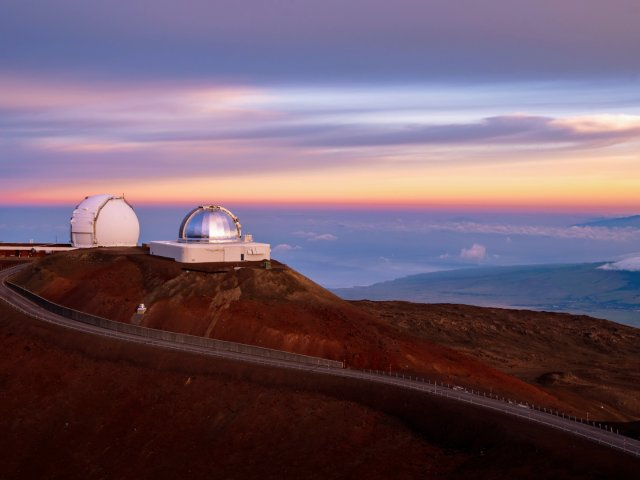 Day6⃣️大岛天文台日出🌅