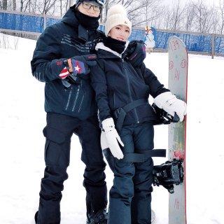 滑雪装备清单 囡囡的单板🏂新手入门小记...