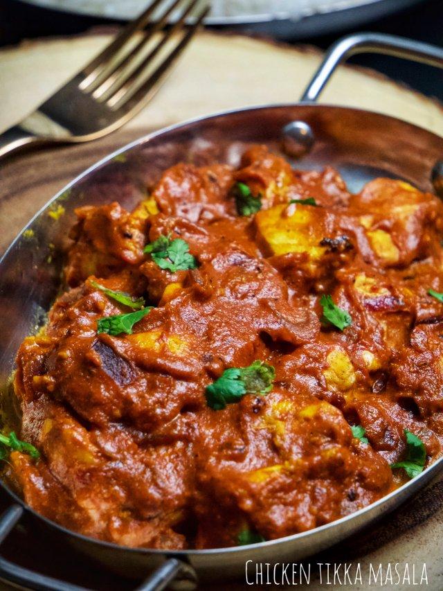 在家就能轻松做出媲美印度餐厅的鸡肉咖喱