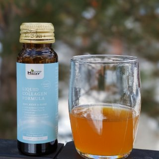 Heivy蓝瓶胶原蛋白口服液👉保养与骨骼保健两不误