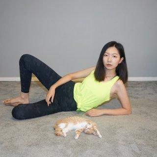 SPANX瑜伽裤的滋味 猫和你都想了解...