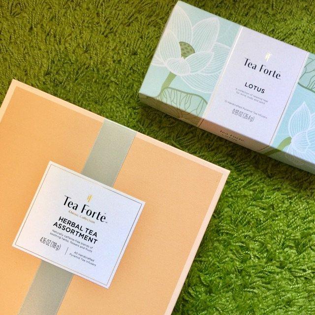 Tea Forte~<br /> ...