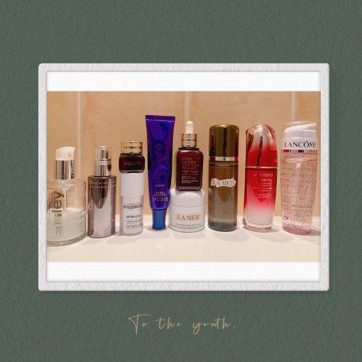 分享一下年度爱用护肤品!