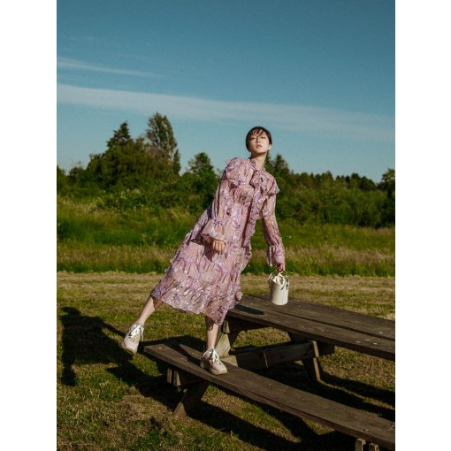 充满灵感的仙女裙|EcruEmissary