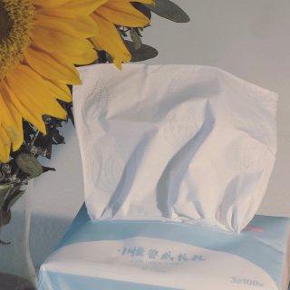 【微众测】网易严选日本乳霜纸巾