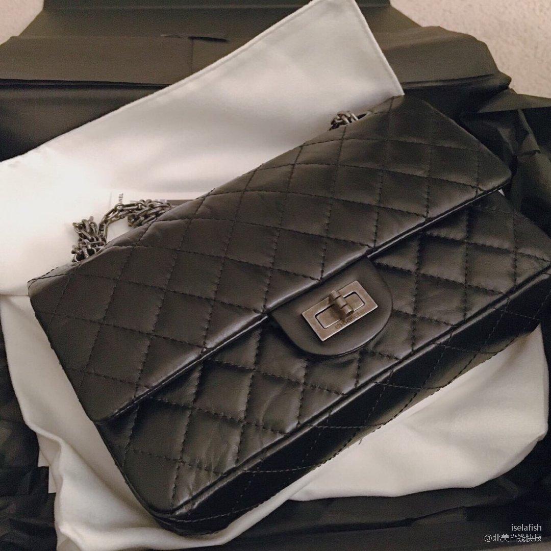 买给自己的生日礼物 Chanel ...