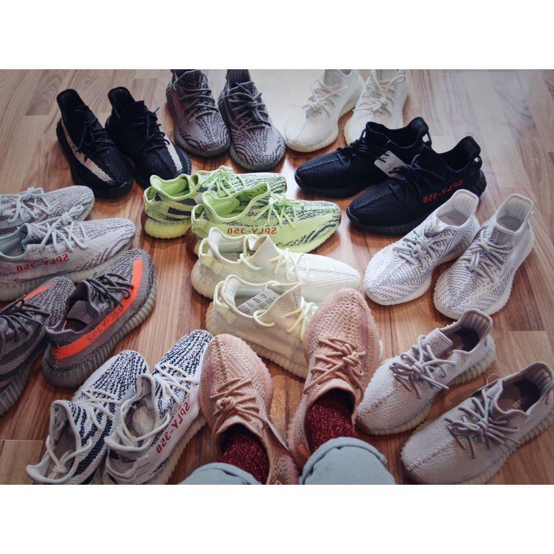 【Sneakers】你的第一双Ye...
