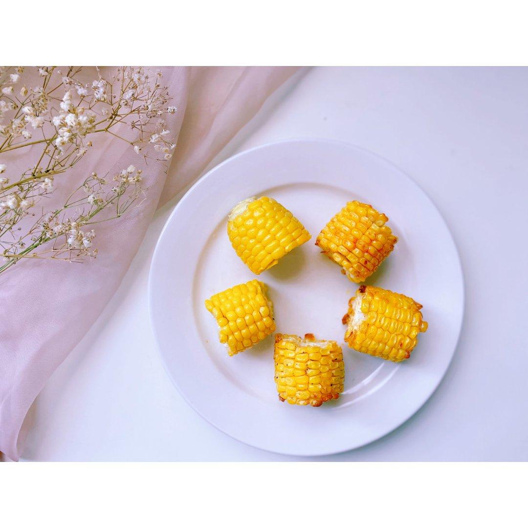 空气炸锅 烤玉米