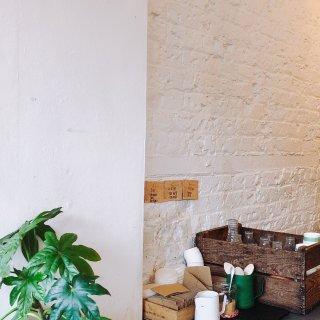 伦敦美食 超local的咖啡店...