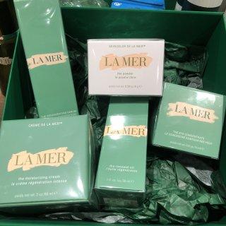 La Mer经典面霜,眼霜,散粉,护肤油,活颜焕肤精华露
