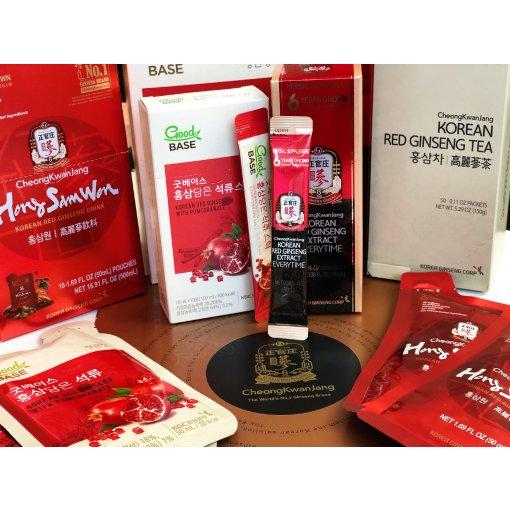 滋补养生平价pola✅ | 韩国正官庄人参礼盒🎁